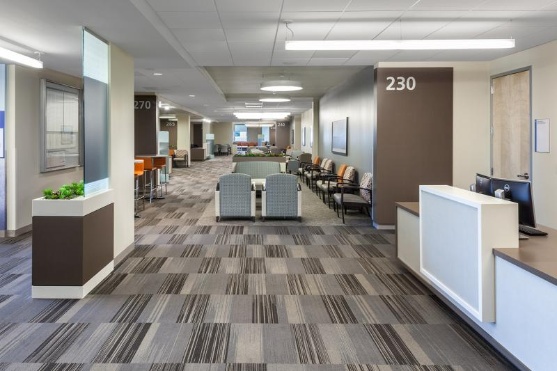 HBC's recently completed, Hoag Health Center (Sand Canyon) opens in Irvine!