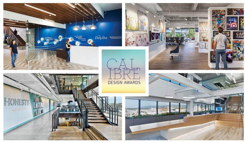 HBC has been nominated for Eight IIDA Calibre Awards!