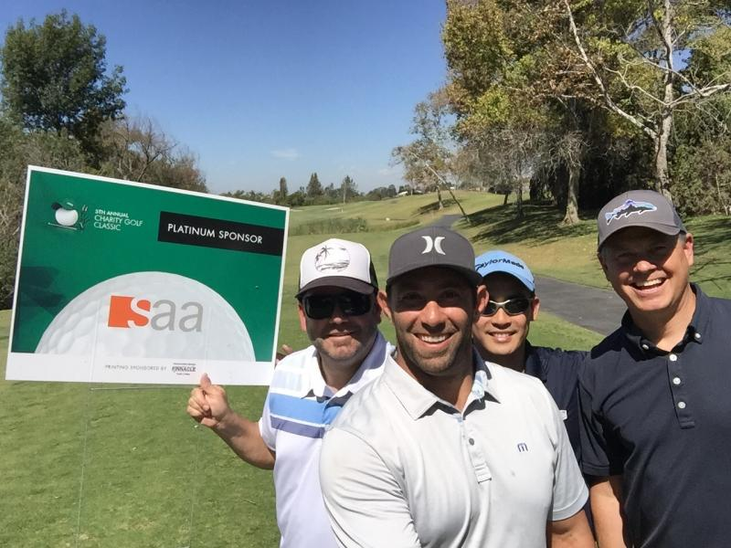 CBRE's 5th Annual Charity Golf Classic Benefiting JDRF