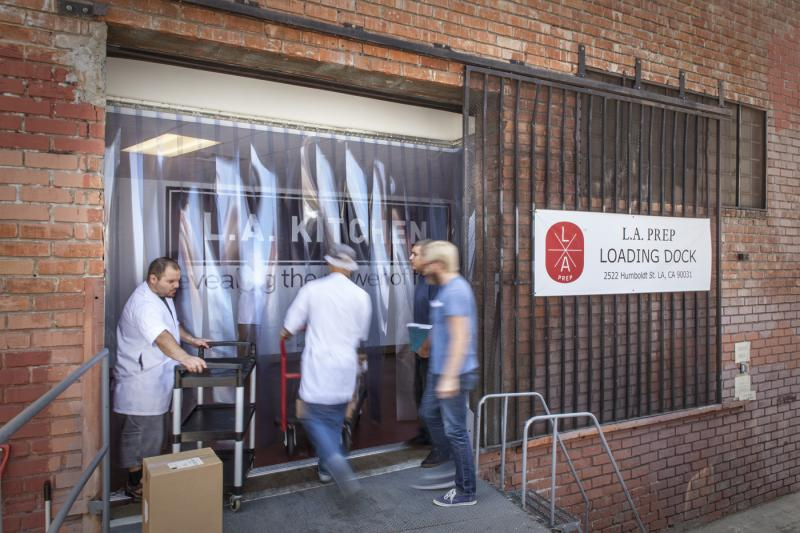 L.A. Prep Changes Food for Good