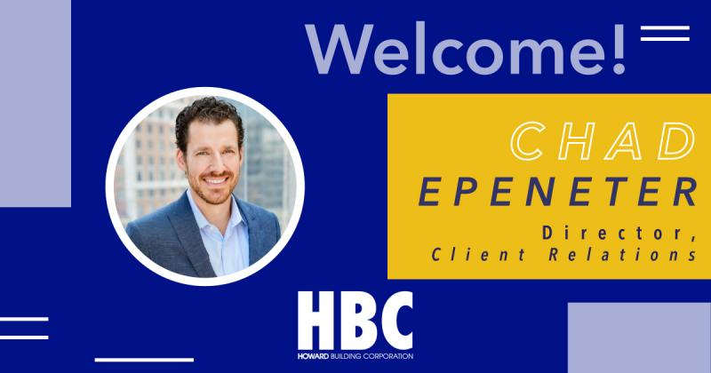 HBC Welcomes Chad Epeneter!